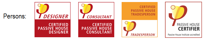 Person certification: Designers, consultants, tradespersons and building certifiers